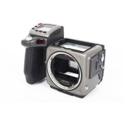 Tweedehands Hasselblad H1 Medium Format Camera - Body + HV90X Finder Sn.:CM0581