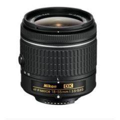 Nikon AF-P DX 18-55mm f/3.5-5.6 G
