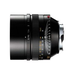 Leica Noctilux-M 50mm f/0.95 Asph - Zwart