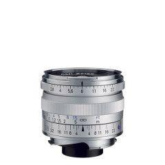 Carl Zeiss Biogon T* 28mm f/2.8 ZM Leica M - Zilver