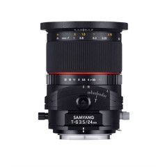 Samyang 24mm f/3.5 ED AS UMC Tilt/Shift Micro 4/3