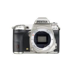 Pentax K-3 Body Zilver Limited Edition