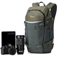 LowePro Flipside Trek BP 250 AW Grey/Dark Green