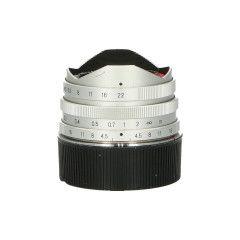 Tweedehands Voigtlander 15/4.5 Super Wide Heliar-M Sn.:CM8015