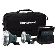 Elinchrom ELB 500 TTL Dual To Go Set