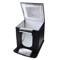 Caruba Portable Photocube LED 40x40x40cm Dimbaar