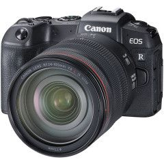 Canon EOS RP + RF 24-105mm + EF-RF Adapter