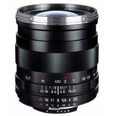 Carl Zeiss Distagon T* 25mm f/2.8 ZF.2 Nikon F