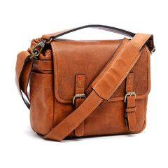 ONA The Berlin II Leather Bag Vintage Bourbon