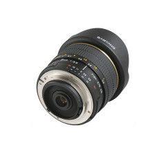 Samyang 8mm f/3.5 Fisheye MC Canon