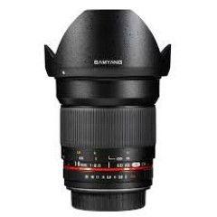 Samyang 16mm f/2.0 ED AS UMC CS Micro 4/3