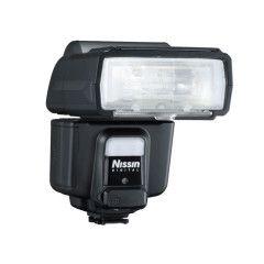 Nissin i60A flitser - Micro Four Thirds