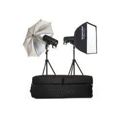 Broncolor Showroommodel Siros 400 S Expert kit 2 RFS 2.1 -1-1