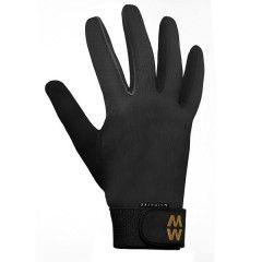 MacWet Climatec Long Sports Gloves Zwart - maat 8.5