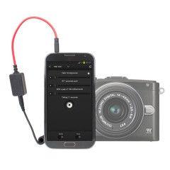 Triggertrap Smartphone afstandbediening met UC1 Olympus kabel