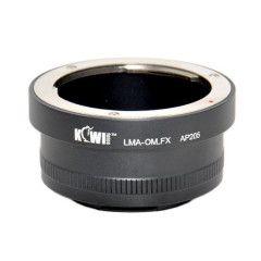 Kiwi Lens Mount Adapter (LMA-OM_FX)