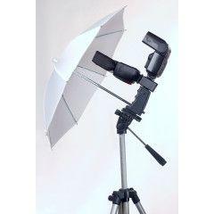 405 Photogear Parapluhouder  met ingebouwde Flash Trigger
