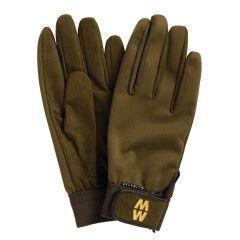 MacWet Climatec Long Sports Gloves Green - maat 10,5