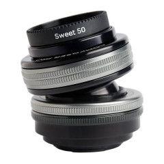 Lensbaby Composer pro II Sony E-Mount met Sweet 50