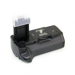 Phottix BG-500D Batterijgrip voor Canon 450D, 500D, 1000D