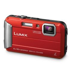 Panasonic Lumix DMC-FT30 Rood
