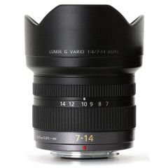 Panasonic Lumix G 7-14mm f/4.0 ASPH