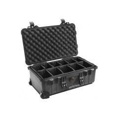 Peli 1564 Black Divider Studio Case