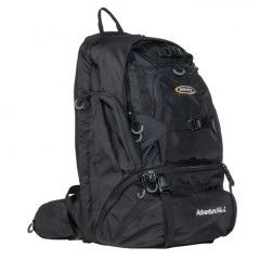 Naneu Pro K4L V2 Adventure Backpack SLR-Laptop 17 removable pack - Black