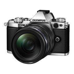 Olympus E-M5 Mark II Zilver + 12-40mm PRO