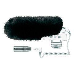 Sennheiser MZW 400 en XLR adapter