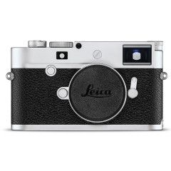 Leica M10-P Body Silver Chrome