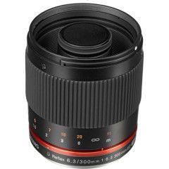 Samyang 300mm Reflex f/6.3 ED UMC CS Fuji X Zwart