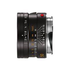 Leica Summarit-M 50mm f/2.4 - Zwart