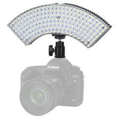 LedGo LG-160S LED On Camera Light