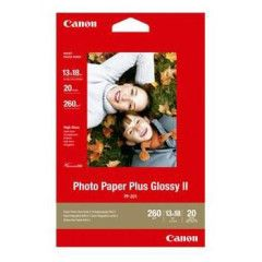 Canon Papier PP-201 Plus 13X18 20 Sheets Glossy