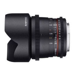 Samyang 10mm T3.1 VDSLR ED AS NCS CS II Canon EF-M