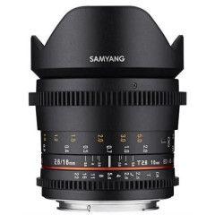 Samyang 16mm T2.6 ED AS UMC VDSLR Samsung NX