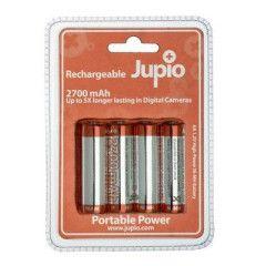 Jupio Oplaadbare Batterijen Ni-MH AA 2700