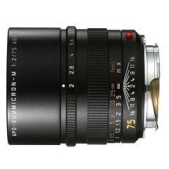 Leica APO-Summicron-M 75mm f/2.0 Asph