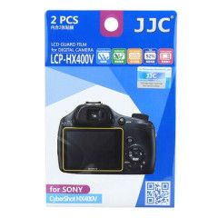 JJC LCD Screen Camera Protector voor Sony CyberShot HX400V