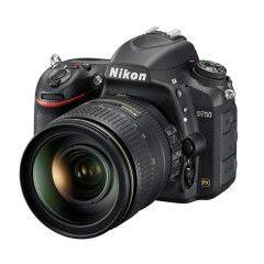 Nikon D750 + 24-120mm