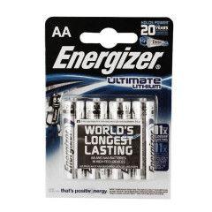 Energizer ultimate lithium AA 1,5V 4-Pak