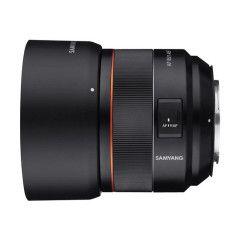 Samyang 85/1.4 AF Canon