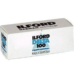 Ilford Delta 100 Prof. 120 1 rolfilm