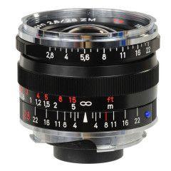 Carl Zeiss Biogon T* 28mm f/2.8 ZM Leica M - Zwart