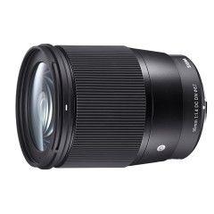 Sigma 16mm f/1.4 DC DN Contemporary Micro 4/3