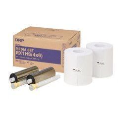 DNP Papier DSRX1HS-4X6 - 2 x 700 Vel Zonder Kaart