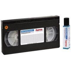 Hama VHS/S-VHS Video Reinigingscassette