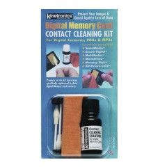 Kinetronics Digital Card Contact Cleaning kit
