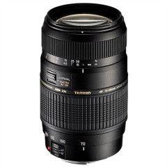 Tamron 70-300mm f/4-5.6 LD Di Macro Nikon
